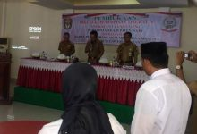 Photo of Pembukaan Diklat PIM 4 Pemerintah Daerah Kabupaten Wajo